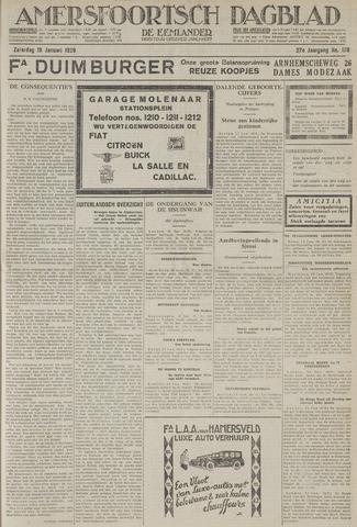 Amersfoortsch Dagblad / De Eemlander 1929-01-19