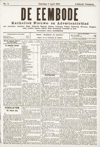 De Eembode 1904-04-09