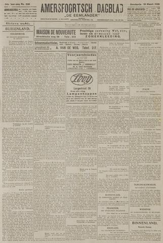 Amersfoortsch Dagblad / De Eemlander 1926-03-18