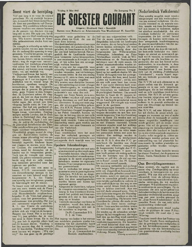 Soester Courant 1945-05-11