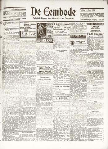 De Eembode 1934-10-19