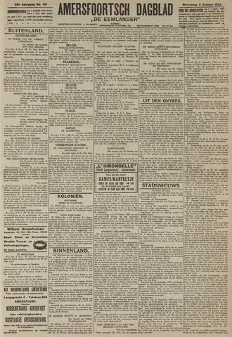 Amersfoortsch Dagblad / De Eemlander 1923-10-03