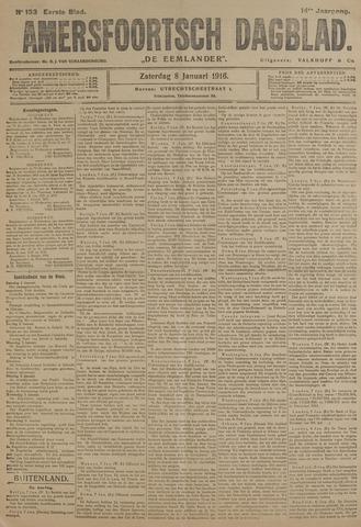 Amersfoortsch Dagblad / De Eemlander 1916-01-08
