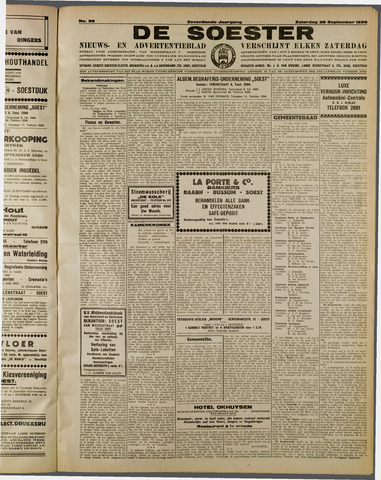 De Soester 1929-09-28