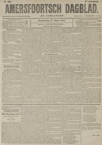 Amersfoortsch Dagblad / De Eemlander 1913-03-27