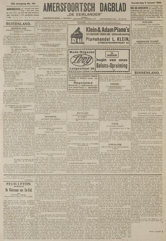 Amersfoortsch Dagblad / De Eemlander 1925-01-08