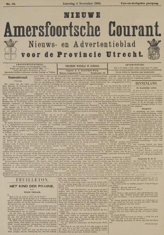 Nieuwe Amersfoortsche Courant 1905-11-04