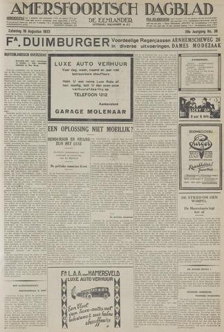 Amersfoortsch Dagblad / De Eemlander 1929-08-10