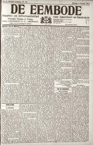 De Eembode 1913-02-04