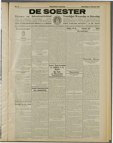 De Soester 1931-02-11