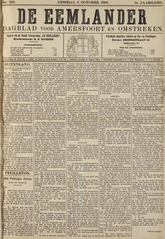 De Eemlander 1908-10-06
