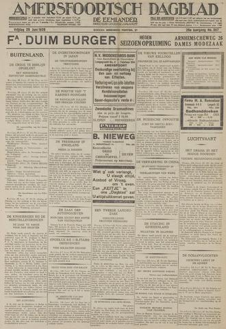 Amersfoortsch Dagblad / De Eemlander 1928-06-29