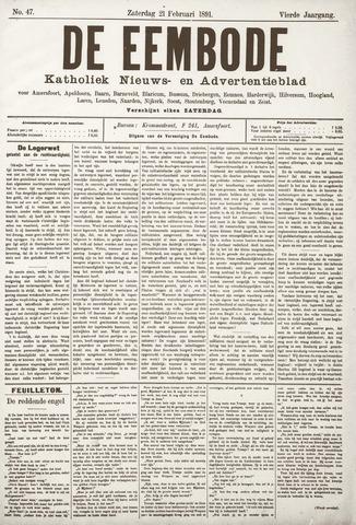 De Eembode 1891-02-21