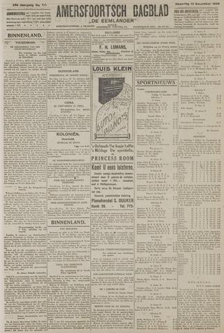 Amersfoortsch Dagblad / De Eemlander 1926-12-13