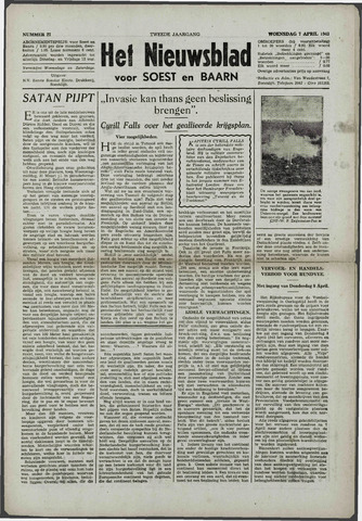 Soester Courant 1943-04-07