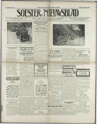 Soester Courant 1927-08-20