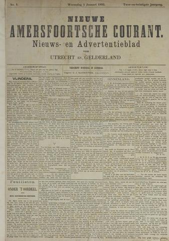 Nieuwe Amersfoortsche Courant 1893-01-04