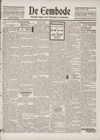 De Eembode 1934-02-23