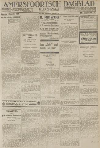 Amersfoortsch Dagblad / De Eemlander 1928-08-06