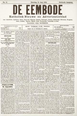 De Eembode 1899-06-10