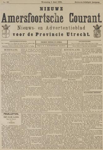Nieuwe Amersfoortsche Courant 1898-06-01