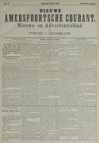 Nieuwe Amersfoortsche Courant 1889-03-06