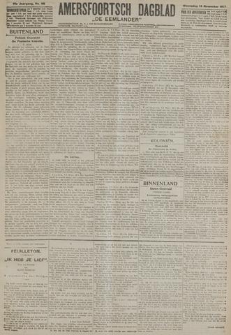Amersfoortsch Dagblad / De Eemlander 1917-11-14