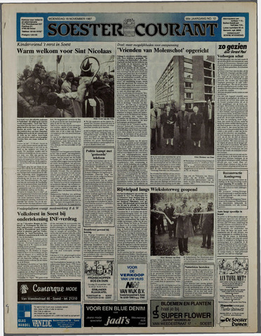 Soester Courant 1987-11-18
