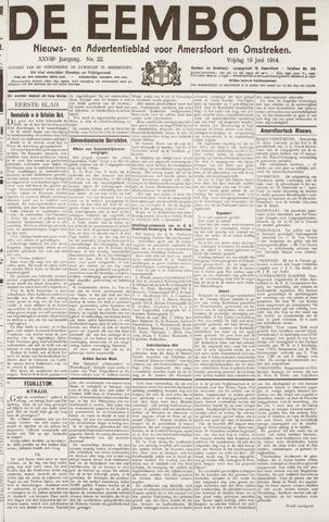 De Eembode 1914-06-19