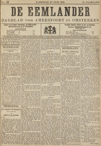 De Eemlander 1908-06-20