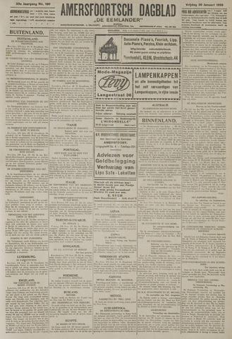 Amersfoortsch Dagblad / De Eemlander 1925-01-30