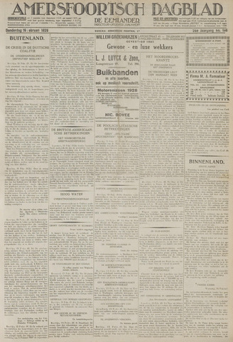 Amersfoortsch Dagblad / De Eemlander 1928-02-16