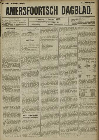 Amersfoortsch Dagblad 1907-01-12
