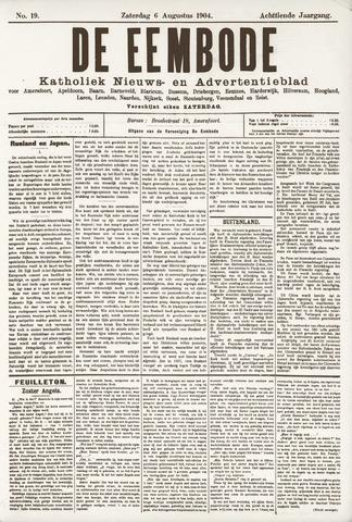 De Eembode 1904-08-06