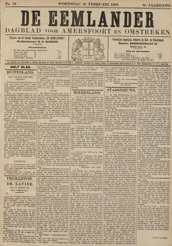 De Eemlander 1909-02-10