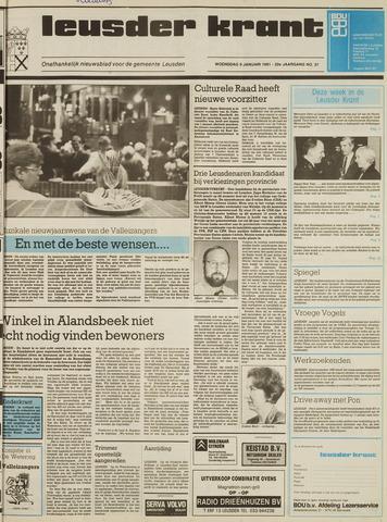 Leusder Krant 1991-01-09