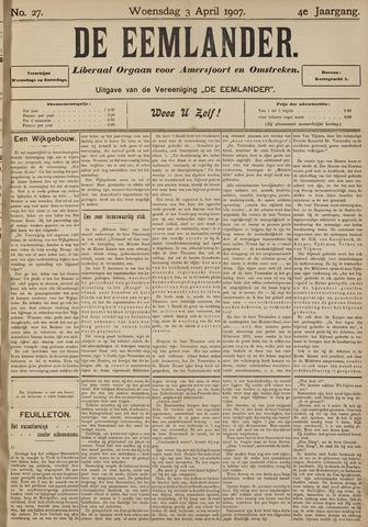De Eemlander 1907-04-03