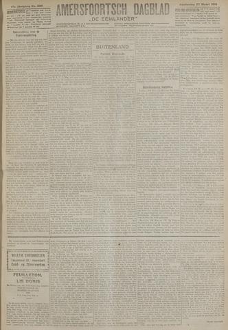 Amersfoortsch Dagblad / De Eemlander 1919-03-27