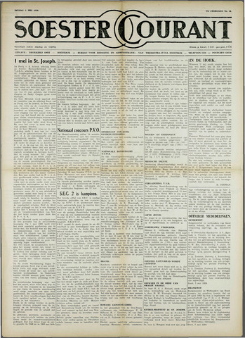 Soester Courant 1959-05-05