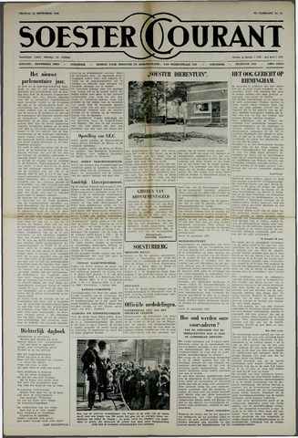 Soester Courant 1963-09-20