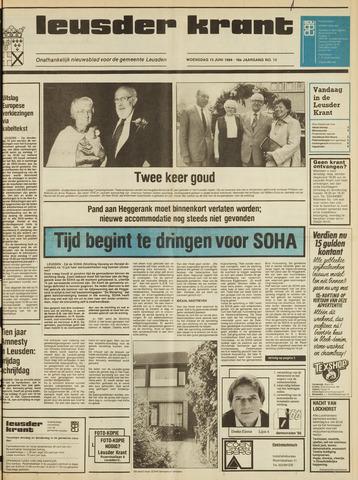 Leusder Krant 1984-06-13