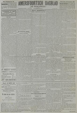 Amersfoortsch Dagblad / De Eemlander 1921-11-16