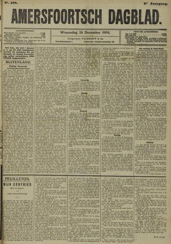 Amersfoortsch Dagblad 1904-12-28