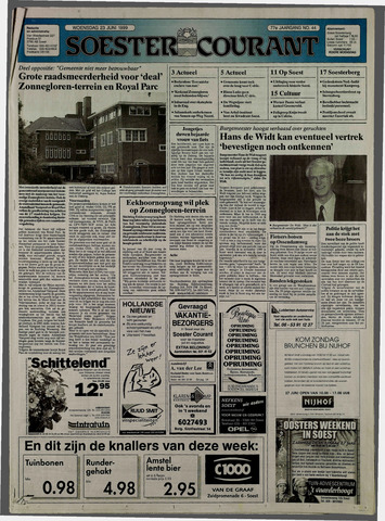 Soester Courant 1999-06-23