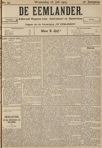 De Eemlander 1905-07-26