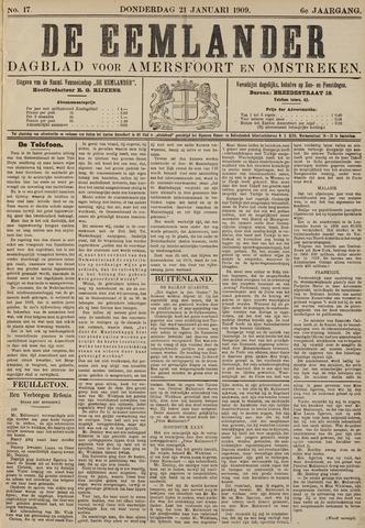 De Eemlander 1909-01-21