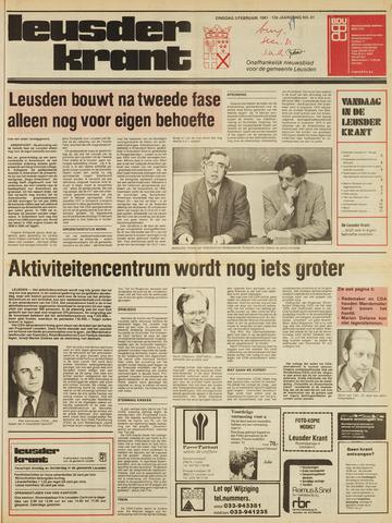 Leusder Krant 1981-02-03