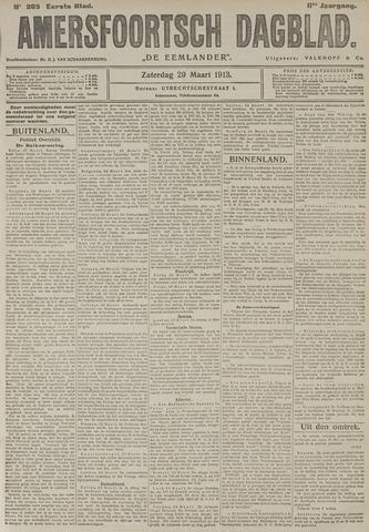 Amersfoortsch Dagblad / De Eemlander 1913-03-29