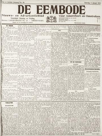 De Eembode 1913-01-11