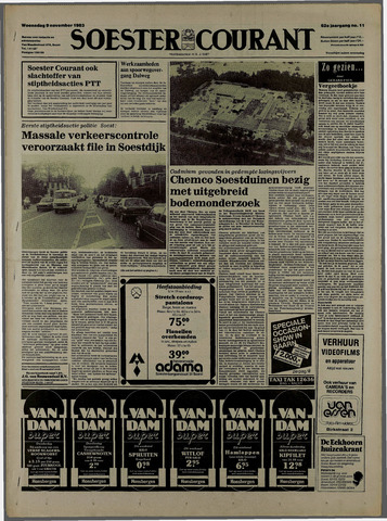 Soester Courant 1983-11-09